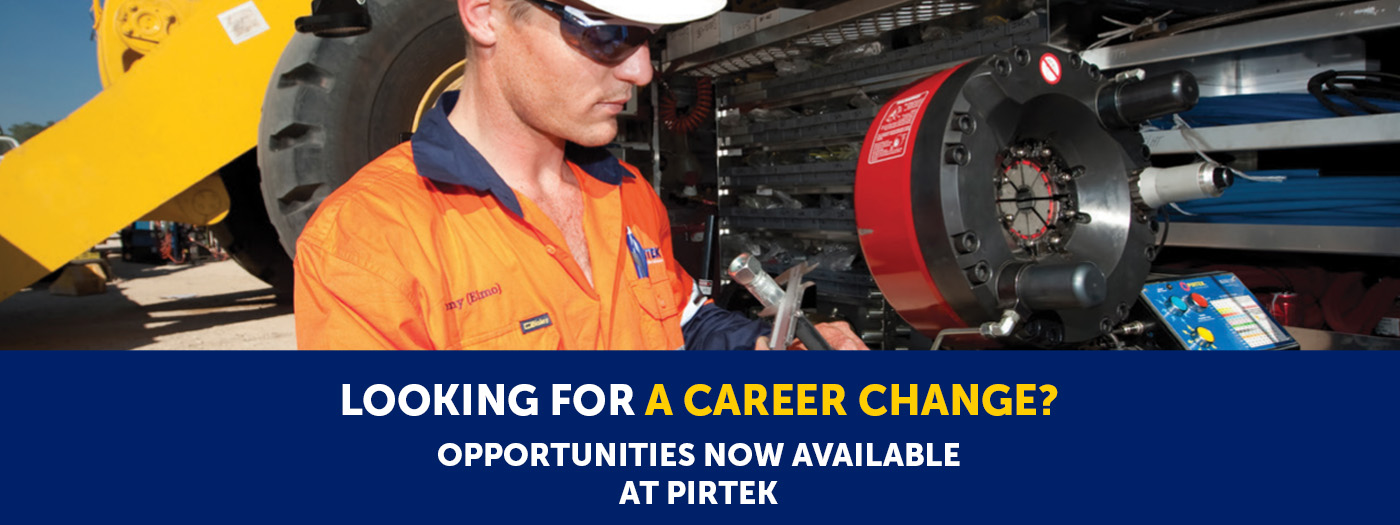 PIRTEK CAREER CHANGE FOOTER