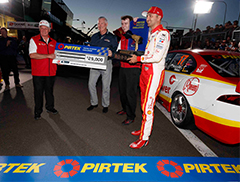 Recap of PIRTEK Pit Stop Challenge for Shell V-Power Racing Team