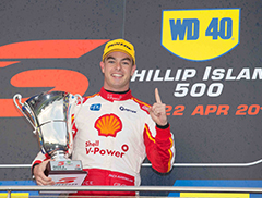 Recap of WD-40 Phillip Island 500 for Shell V-Power Racing Team